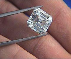 Certified loose cut diamonds