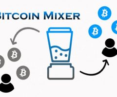 Bitcoin Tumbler (Mixer) Service