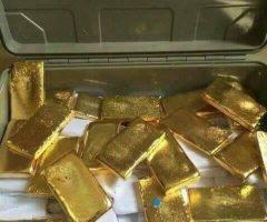 Pure Gold Bar and Diamond precious Metals For sale