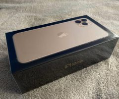 Apple iPhone 11 Pro – 512GB – Gold